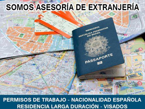 Asesoria extranjeria, permisos de residencia en Madrid